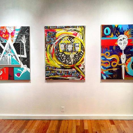 Kulture Hub Art Show