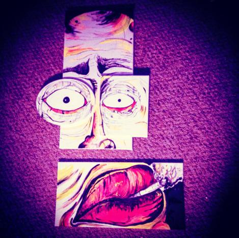 """Nicotine"" (sold)"