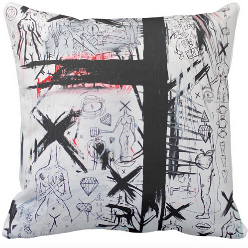 """""""Vices"""" Pillow"""