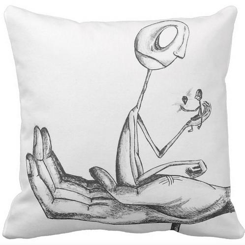 """Reflection"" Pillow"
