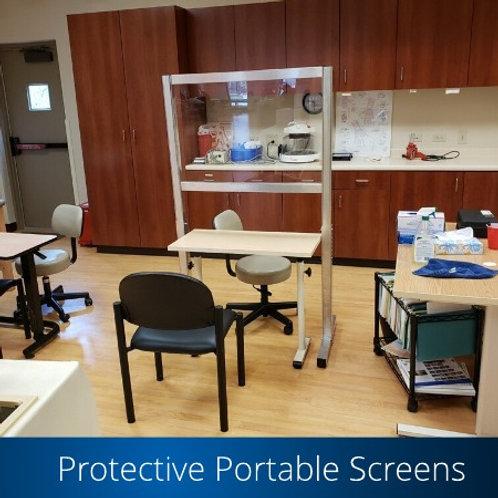 Protective Portable Screen
