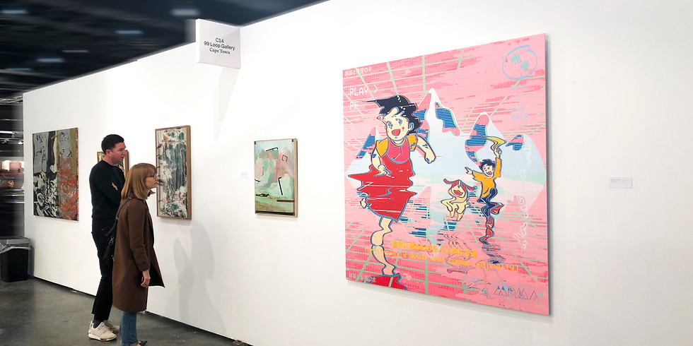Investec Cape Town Art Fair 2020