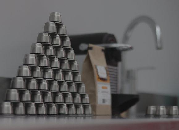 Café - 50 capsules à faire - SAVOR ME