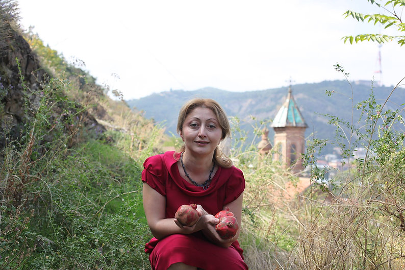 тинатин мжаванадзе рецепты грузинская кухня