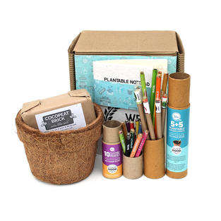 Grow Kit with Plantable Stationery