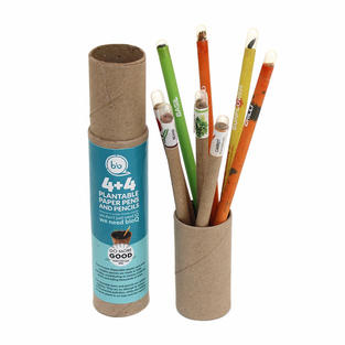 Plantable Pen+Pencil