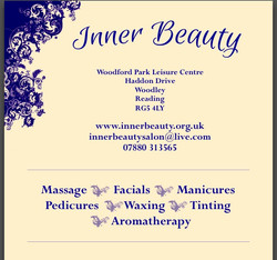 Inner Beauty leaflet