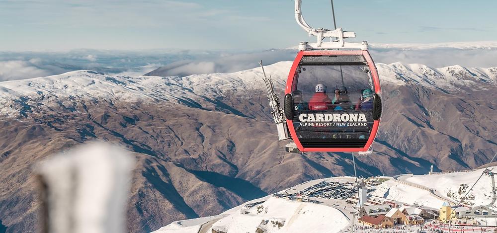 Cardrona, New Zealand