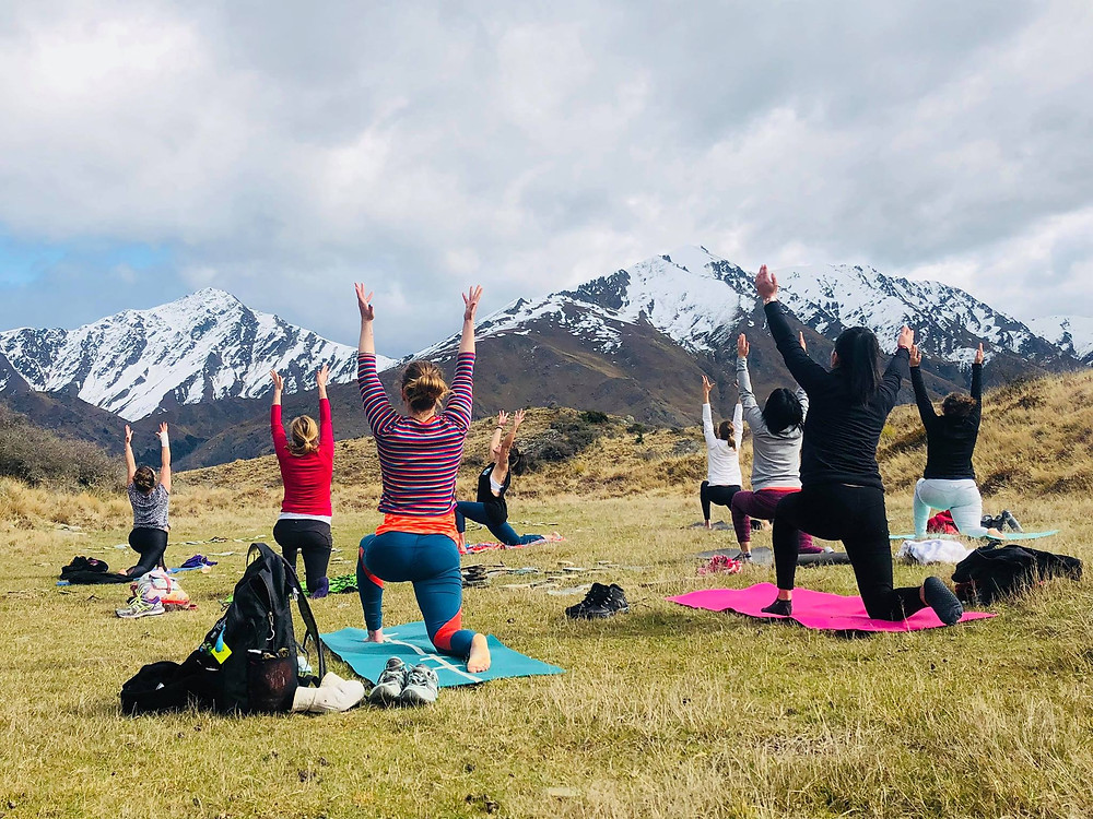 Queenstown Free Yoga Love