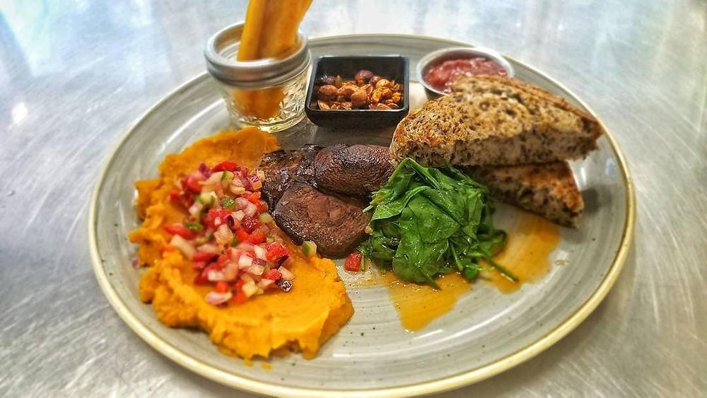 The Vegan Society Breakfast @ Café Society, Queenstown