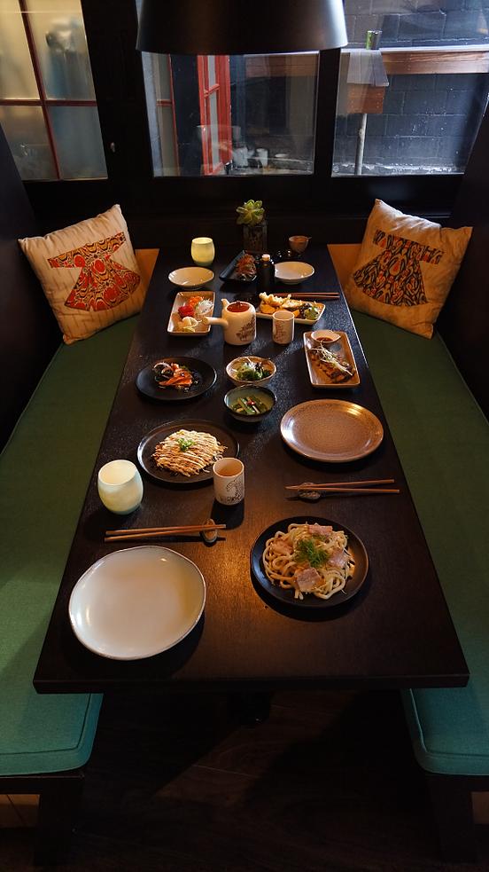 Tanoshi Booth.