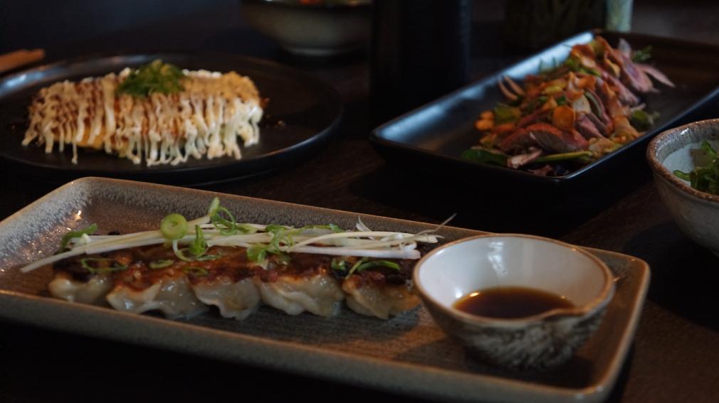 Tanoshi Dumplings