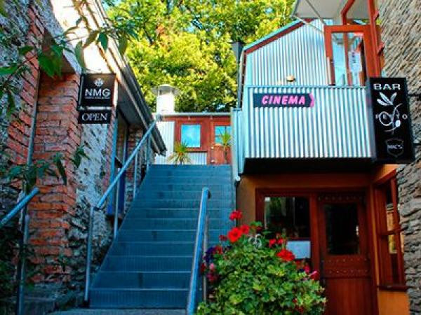 Dorothy Brown's Cinema in Arrowtown, NZ