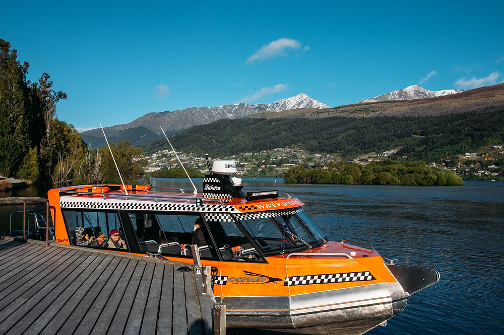 The Queenstown Ferry