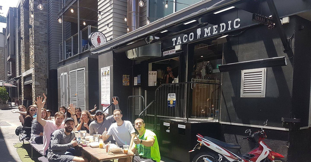 Taco Medic, Queenstown