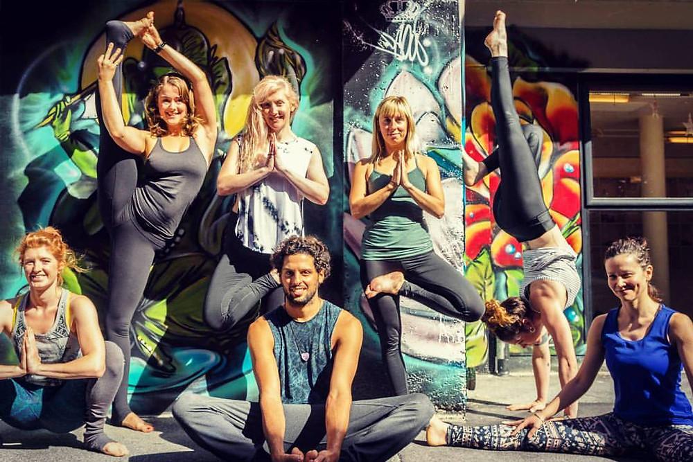 Studio Sangha/ Hot Bikram Yoga