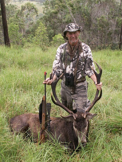 One of RIDGE's top supporting hunters, Justin Pianta finally fulfilled his dream of taking this true