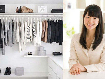 Японская методика ревизии гардероба