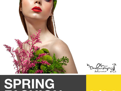 SPRING FASHION COCTAIL 2017