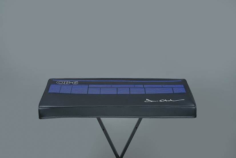 Oberheim OB-6 keyboard