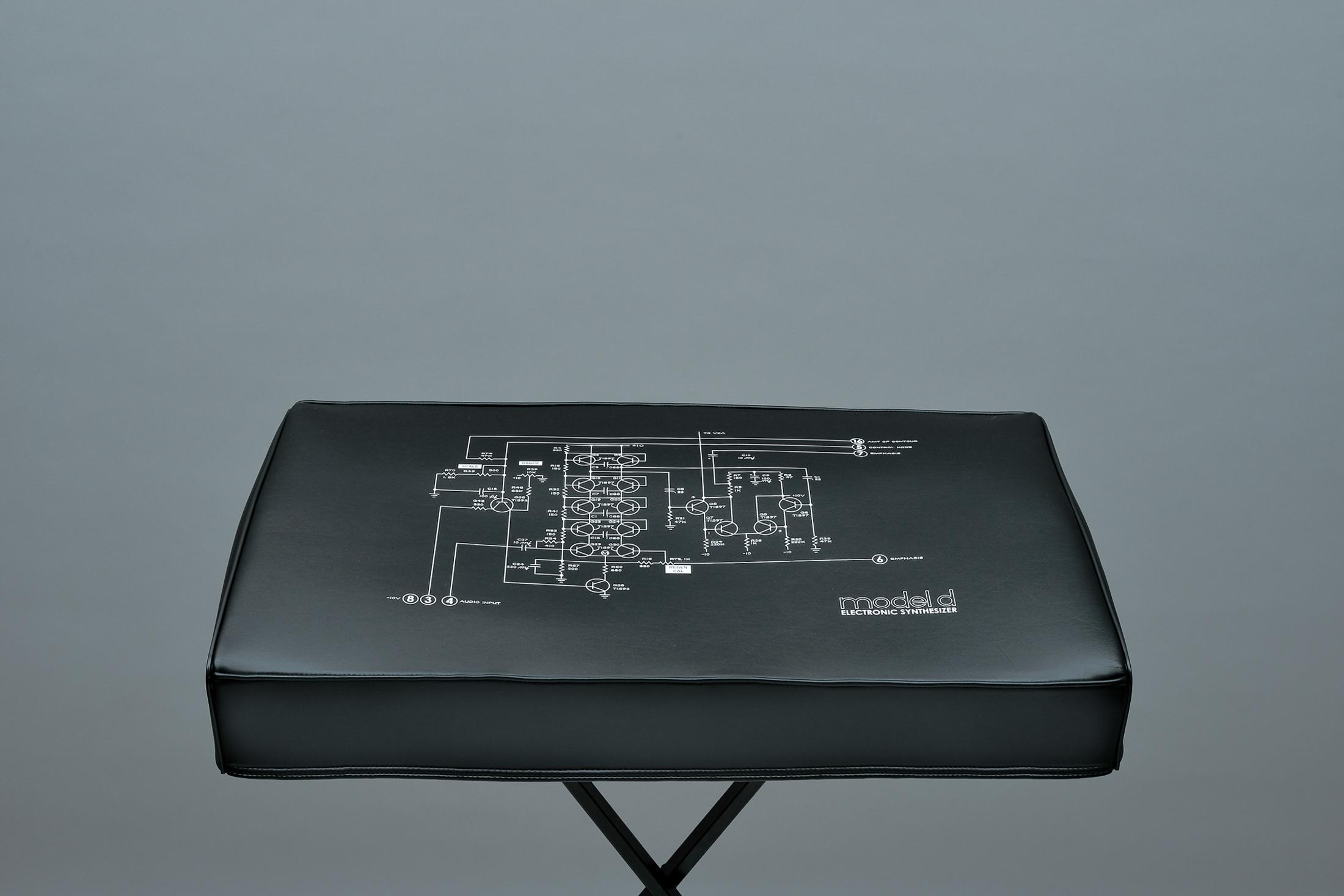 Stardust Covers _ Moog Minimoog Model D SE front