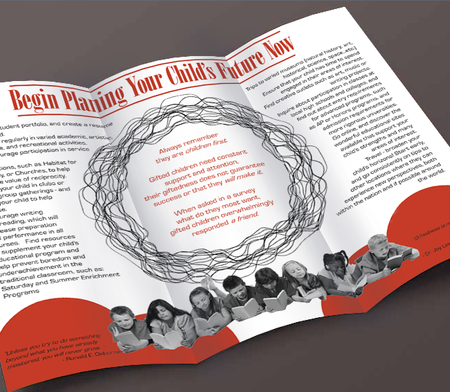 Emerald City Digital   UL Gifted & Talented Program   Brochure