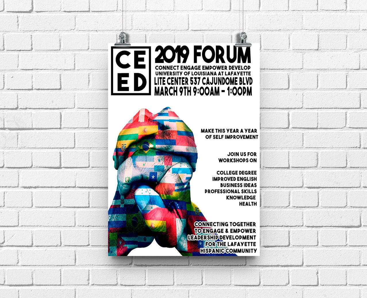 Emerald City Digital | CEED Forum | Poster