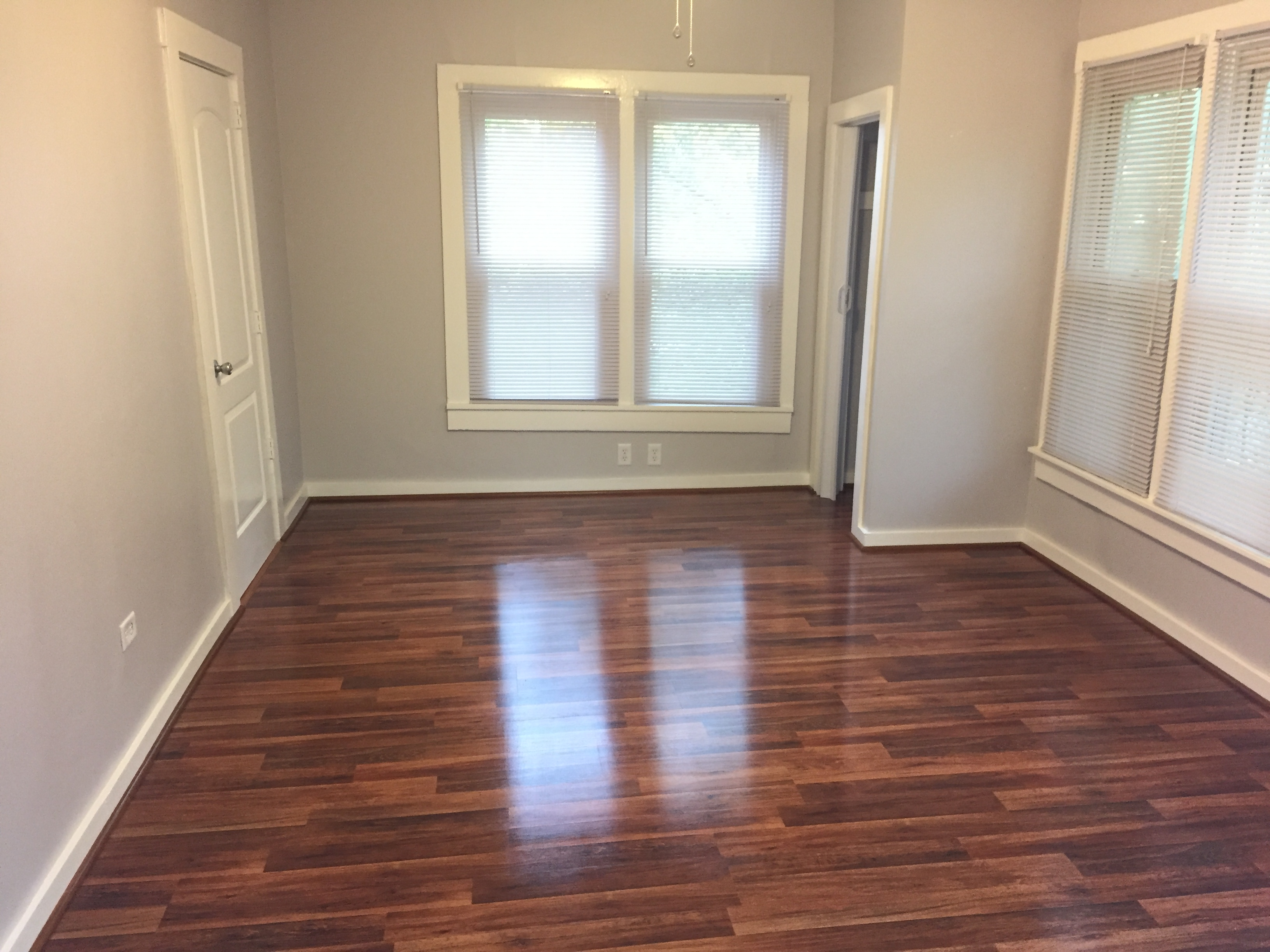 Drywall and Flooring