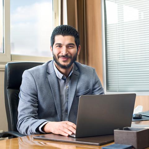 El Araby Corporate Photo Shoot