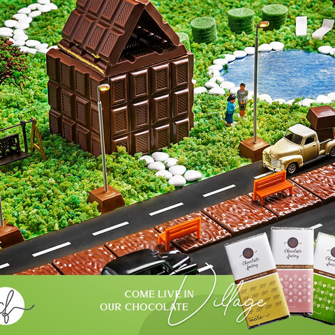 Chocolate Factory Summer Campaign