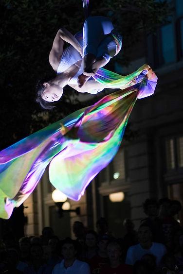 Aerial Silks Mimi Ke