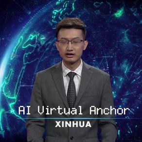 จีนเปิดตัวผู้อ่านข่าว AI อ่านข่าวได้ 24 ชั่วโมง