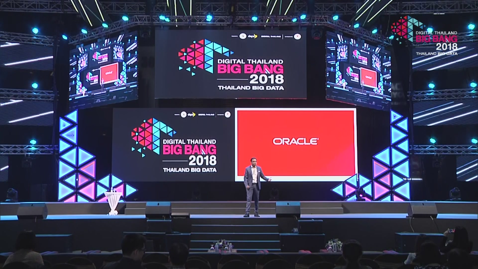"""Monetizing Big Data"" Oracle Corporation"