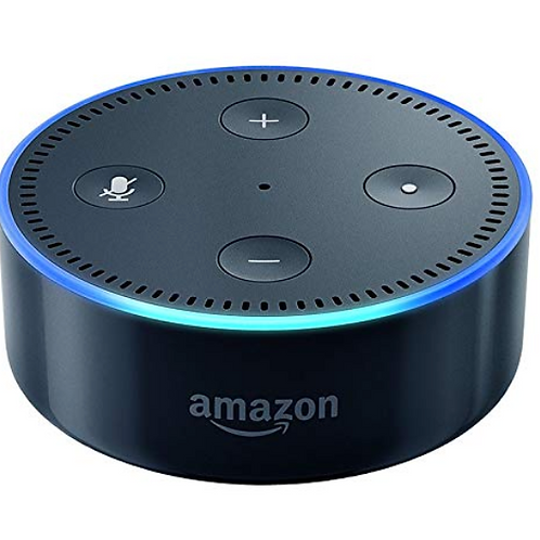 Echo Dot อเล็กซ่า ตัวจิ๋ว สั่งได้ทุกเรื่อง