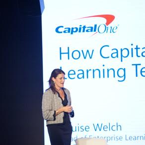 มาดูกันว่า ธนาคาร Capital One พัฒนาพนักงานให้พร้อมรับอนาคตอย่างไร
