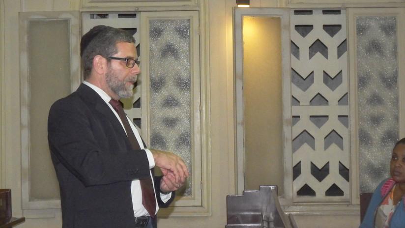 O Prof. Dr. Edgard Leite.