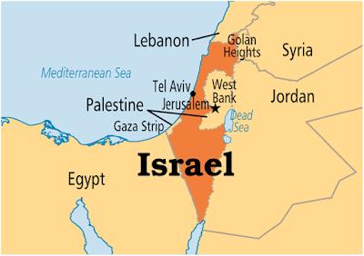 Qual a capital de Israel?