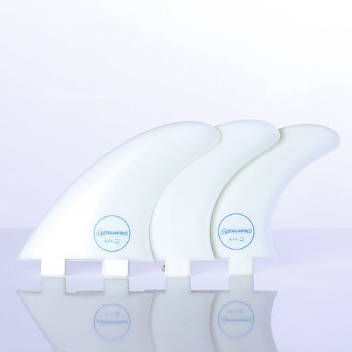 AM2 Plastic Thruster Fin Set