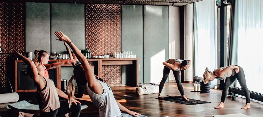 salty zone yoga retreat