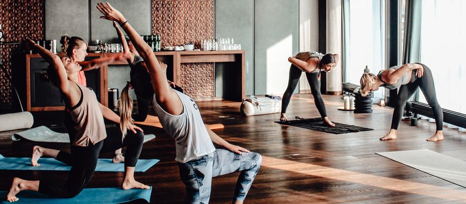 Salty Zone Yoga Retreat in Flims - so war's!