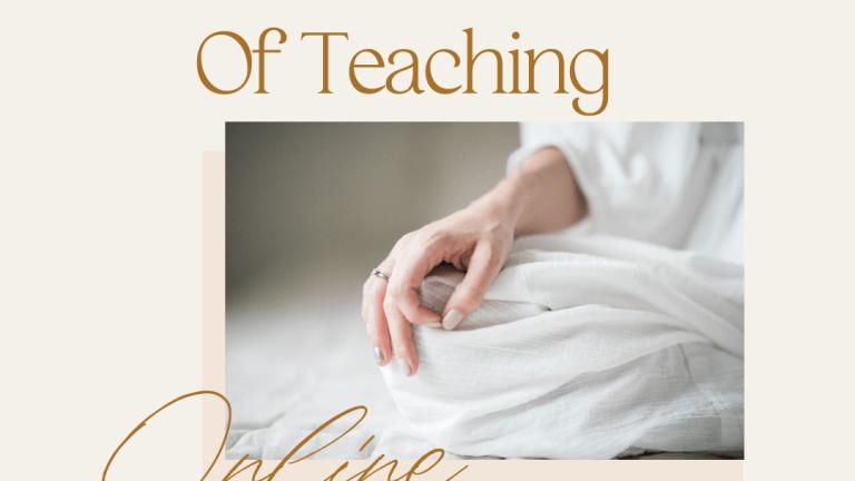 Art of Teaching Online
