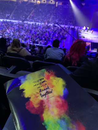 Ascend Chicago 2019 + Rachel Hollis!