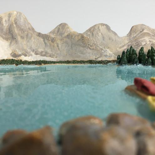 Detail of Banff