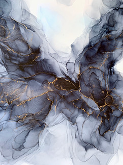 Elizabeth Karlson_Shimmering Chaos detai
