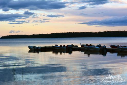 Trout Lake Dock