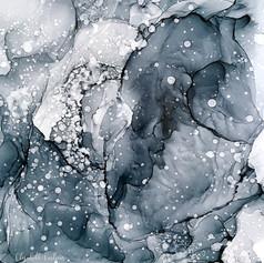 Icy Gray Bubbles S.jpg