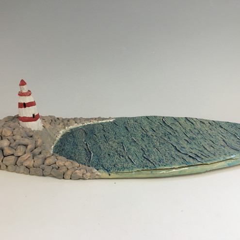 Lighthouse Landscape