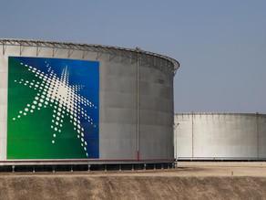 انخفاض أسعار النفط يهوي بقيمة أرامكو السعودية بأكثر من 100 مليار دولار خلال شهر