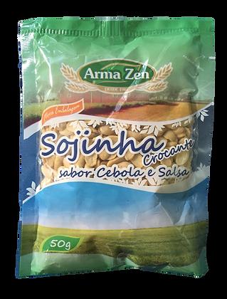 Sojinha Crocante Cebola e Salsa 50g (3 unidades)