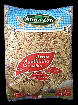 Arroz Agulhinha c/ Vermelho Integral 1kg